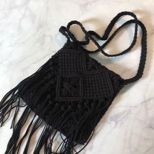 Handmade Boho Crossbody Bag